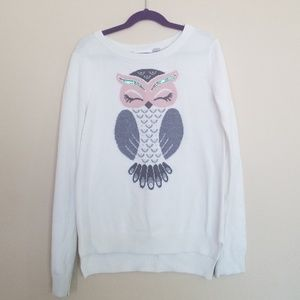 🦉 owl sweater